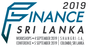 Finance Sri Lanka 2019, 4-5 September, Colombo