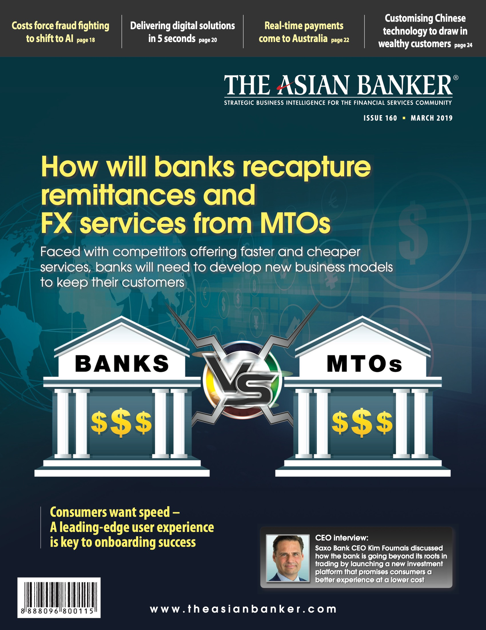 The Asian Banker Publication online - view all   The Asian Banker