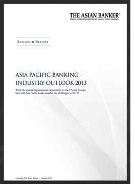 The Asia Pacific Banking Industry Outlook Report 2013