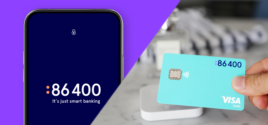 86 400 introduces mobile-first bank in Australia to fully